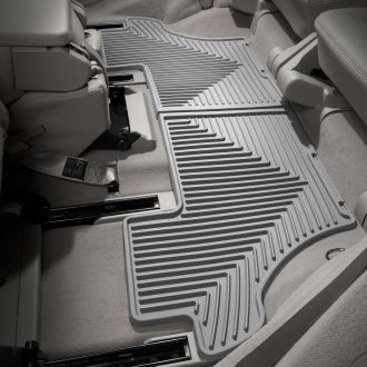WeatherTech® - All-Weather Floor Mats (3rd Row, Gray)