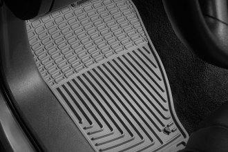 WeatherTech® W10GR - All-Weather Floor Mats (1st Row, Gray)