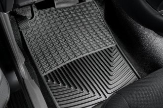 WeatherTech® W11 - All-Weather Floor Mats (1st Row, Black)