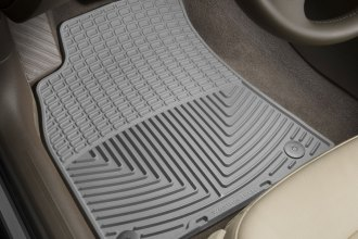 WeatherTech® W111GR - All-Weather Floor Mats (1st Row, Gray)
