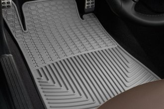 WeatherTech® W112GR - All-Weather Floor Mats (1st Row, Gray)