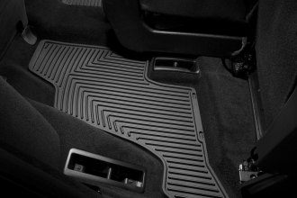 WeatherTech® W115 - All-Weather Floor Mats (3rd Row, Black)