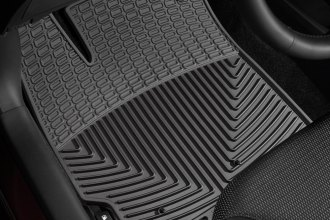 WeatherTech® W116 - All-Weather Floor Mats (1st Row, Black)