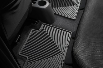 WeatherTech® W117 - All-Weather Floor Mats (2nd Row, Black)