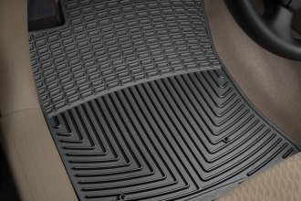 WeatherTech® W123 - All-Weather Floor Mats (1st Row, Black)