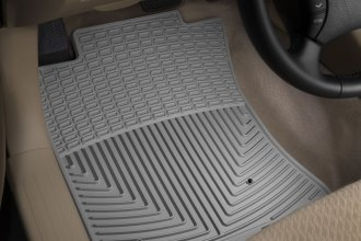 WeatherTech® W123GR - All-Weather Floor Mats (1st Row, Gray)