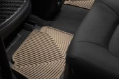 WeatherTech® - All-Weather Floor Mats 2nd Row, Tan