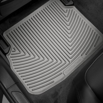 WeatherTech W133GR - All-Weather Floor Mats (2nd Row, Gray)