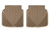 WeatherTech® - All-Weather Floor Mats - 2nd Row, Tan