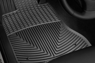 WeatherTech® W135 - All-Weather Floor Mats (1st Row, Black)