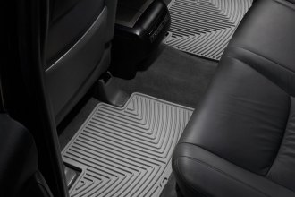 WeatherTech® W136GR - All-Weather Floor Mats (2nd Row, Gray)