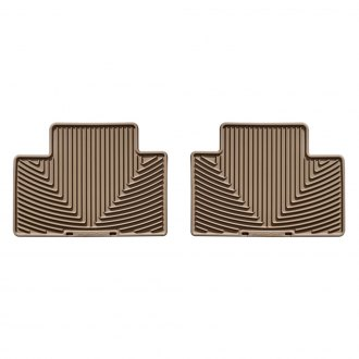 WeatherTech� All-Weather Floor Mats - 2nd Row, Tan