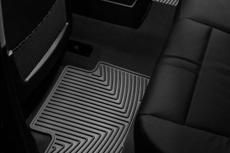 WeatherTech® W146 - All-Weather Floor Mats (2nd Row, Black)