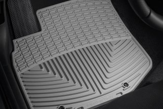 WeatherTech® W147GR - All-Weather Floor Mats (1st Row, Gray)
