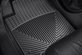 WeatherTech® W148 - All-Weather Floor Mats (1st Row, Black)