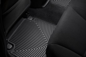 WeatherTech® W150 - All-Weather Floor Mats (2nd Row, Black)