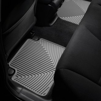 WeatherTech® - All-Weather Floor Mats (2nd Row, Gray)