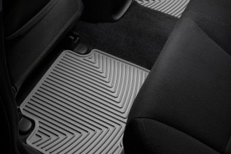 WeatherTech® W150GR - All-Weather Floor Mats (2nd Row, Gray)