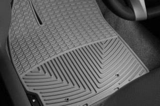 WeatherTech® W151GR - All-Weather Floor Mats (1st Row, Gray)