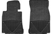 WeatherTech®® - All-Weather Floor Mats - Black