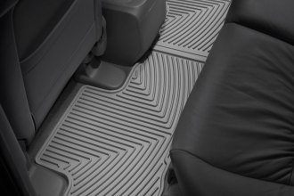 WeatherTech® W162GR - All-Weather Floor Mats (2nd Row, Gray)