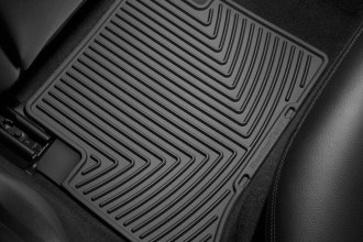WeatherTech® W164 - All-Weather Floor Mats (2nd Row, Black)