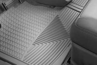 WeatherTech® W16GR - All-Weather Floor Mats (1st Row, Gray)