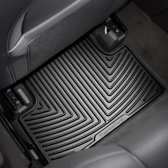 WeatherTech® - All-Weather Floor Mats (2nd Row, Black)