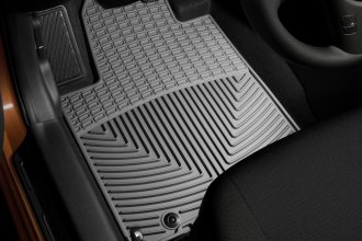 WeatherTech® W173GR - All-Weather Floor Mats (1st Row, Gray)