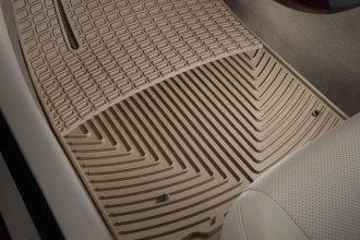 WeatherTech® W174TN - All-Weather Floor Mats (1st Row, Tan)