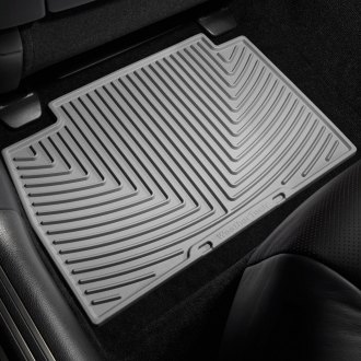 WeatherTech® - All-Weather Floor Mats 2nd Row, Gray