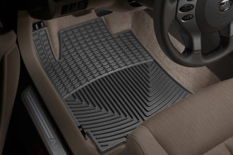 WeatherTech® W188 - All-Weather Floor Mats (1st Row, Black)