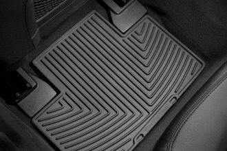 WeatherTech® W193 - All-Weather Floor Mats (2nd Row, Black)
