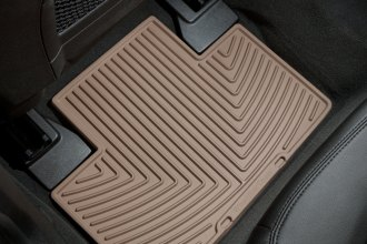 WeatherTech® W193TN - All-Weather Floor Mats (2nd Row, Tan)