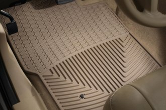 WeatherTech® W19TN - All-Weather Floor Mats (1st Row, Tan)