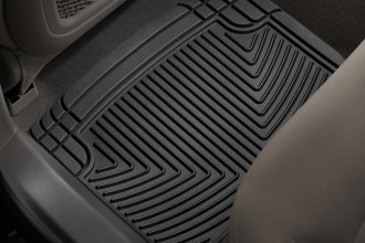 WeatherTech® W20 - All-Weather Floor Mats (2nd Row, Black)