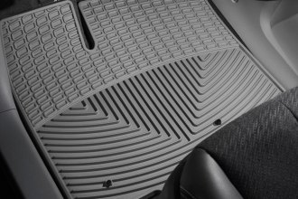 WeatherTech® W202GR - All-Weather Floor Mats (1st Row, Gray)