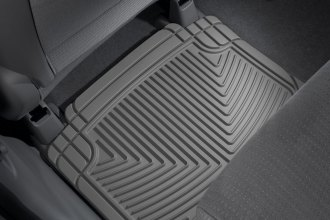 WeatherTech® W20GR - All-Weather Floor Mats (2nd Row, Gray)