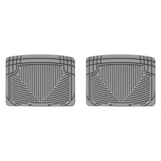 WeatherTech� All-Weather Floor Mats - 2nd Row, Gray