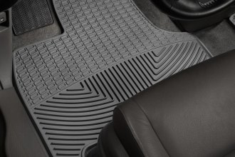 WeatherTech® W211GR - All-Weather Floor Mats (1st Row, Gray)