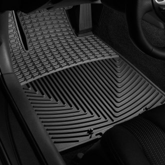 WeatherTech W226 - All-Weather Floor Mats (1st Row, Black)