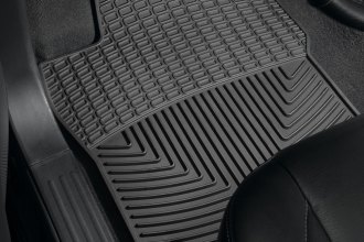 WeatherTech® W228 - All-Weather Floor Mats (1st Row, Black)