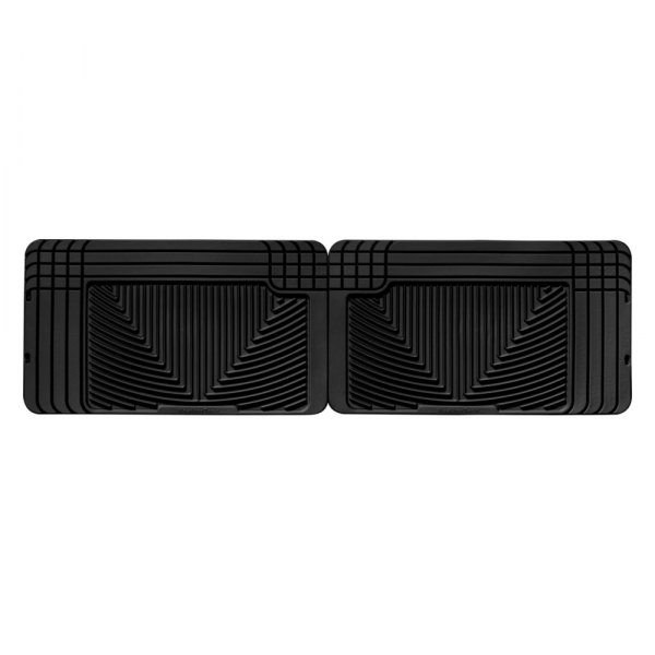 WeatherTech� All-Weather Floor Mats - 2nd Row, Black
