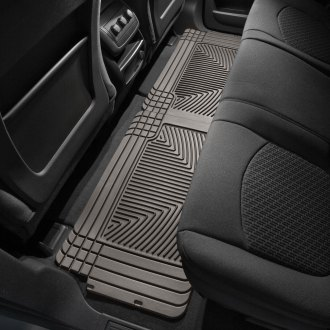 WeatherTech® - All-Weather 2nd Row Cocoa Floor Mats