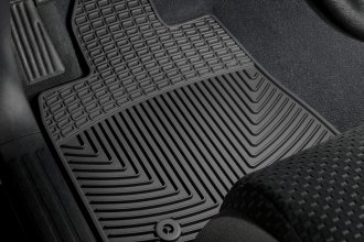 WeatherTech® W265 - All-Weather Floor Mats (1st Row, Black)