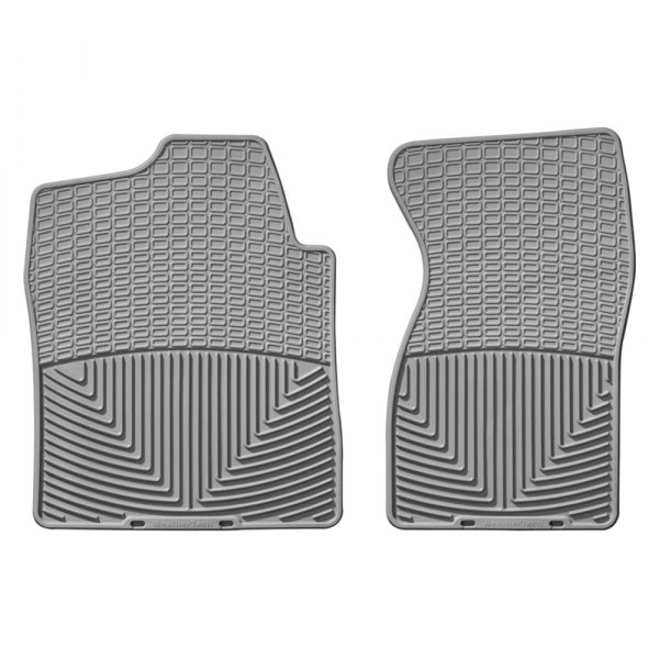 WeatherTech® - All-Weather Floor Mats - 1st Row, Gray