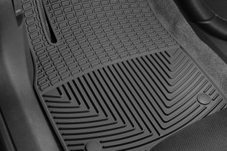 WeatherTech® W275 - All-Weather Floor Mats (1st Row, Black)