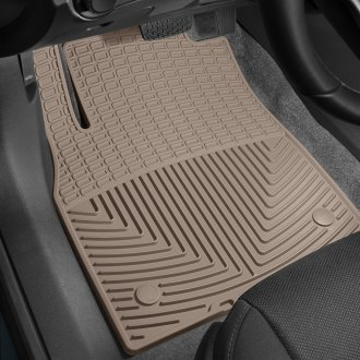 WeatherTech® - All-Weather Floor Mats (1st Row, Tan)