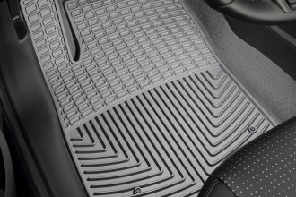 WeatherTech® W276GR - All-Weather Floor Mats (1st Row, Gray)