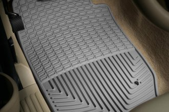 WeatherTech® W30GR - All-Weather Floor Mats (1st Row, Gray)